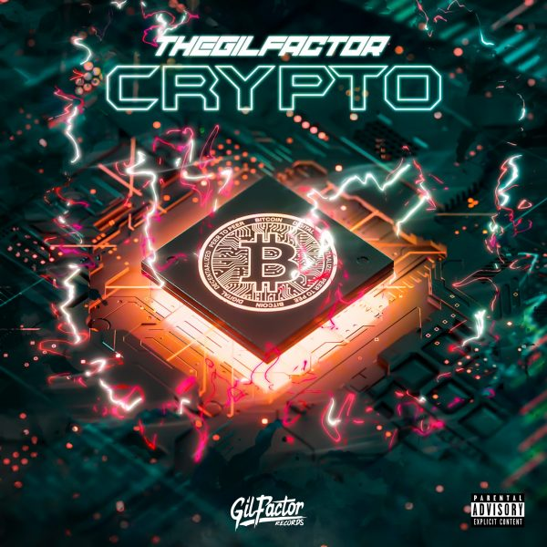 Official Crypto Single Cover by TheGilFactor